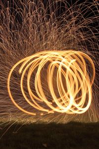 Fire Wire Wool 5k