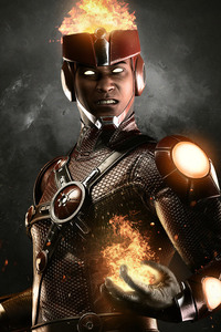 Firestorm Injustice 2