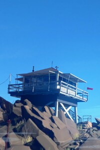Firewatch Game Tower