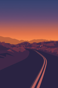 Firewatch Road