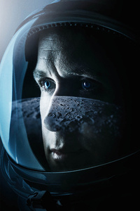 1080x2160 First Man Movie 2018 4k Ryan Gosling