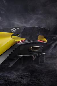 320x568 Fittipaldi EF7 Vision Gran Turismo Limited Edition