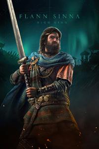 640x1136 Flann Sinna High King Assassins Creed Valhalla 5k