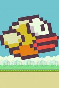 1440x2560 Flappy Birds HD