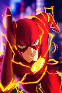 Flash 4k Art