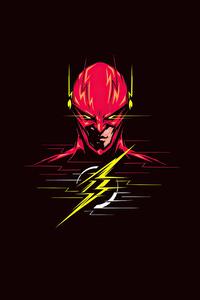 Flash 4k Minimalism 2020