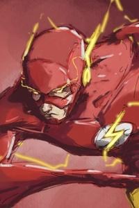 Flash Art 4k