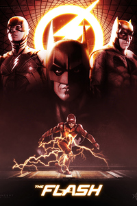 Flash Concept Poster