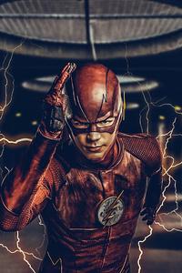 720x1280 Flash Dc Hero