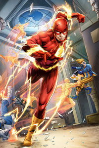 Flash Digital Art 5k