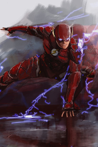 320x480 Flash Fan Art