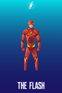 1125x2436 Flash Illustration 4k