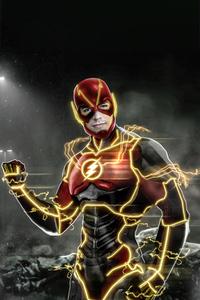 720x1280 Flash Injustice 5k