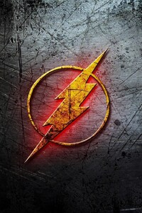 Flash Logo Dc Comic