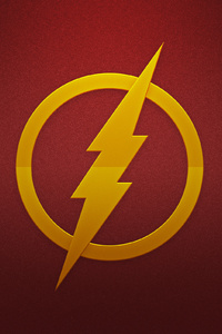 1080x2280 Flash Logo