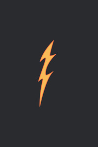 Flash Minimal Art 4k