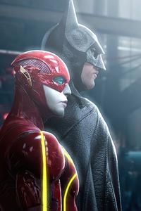1242x2688 Flash Multiverse Needs Batman