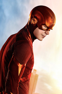 750x1334 Flash Season 6 4k