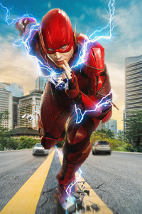 Flash The Speedster