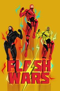 Flash Wars Artwork
