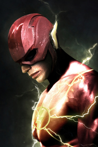 Flashpoint Ezra Millers The Flash 4k