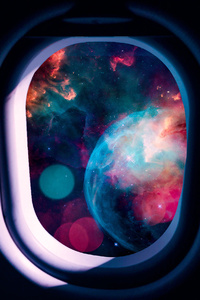 Flight Into Space 4k