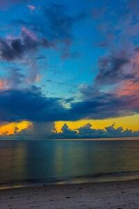 Florida Beach Sunset
