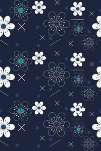Flowers Pattern 5k