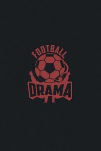 Football Drama Minimal 4k