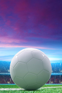 640x1136 Football Stadium 4k