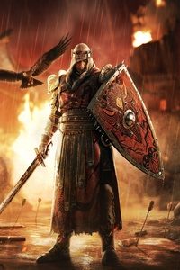 720x1280 For Honor 5k 2019 New