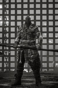 For Honor Enemy Gatekeeper 4k