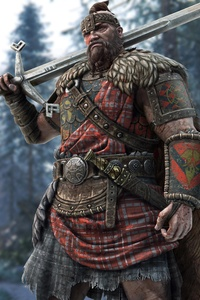 For Honor Highlander 8k