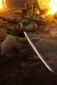 For Honor Season IV Fight 4k