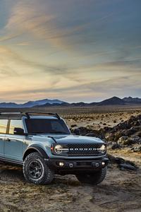 1125x2436 Ford Bronco 2020 8k