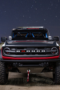 240x320 Ford Bronco 4600 Race Truck 2021