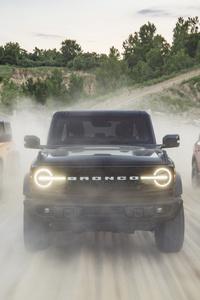 1125x2436 Ford Bronco Family 2020