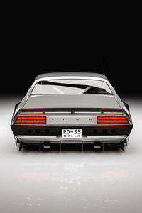 750x1334 Ford Crazy Falcon Rear 4k