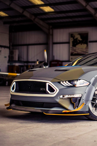 Ford Eagle Squadron Mustang GT 2018