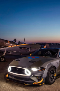 Ford Eagle Squadron Mustang GT 4k