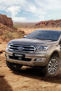 Ford Everest Titanium 2018 Suv