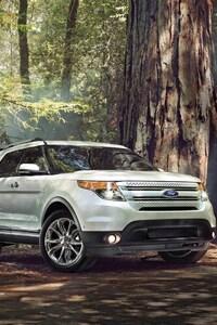 640x960 Ford Explorer 2016