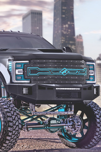 2160x3840 Ford F250