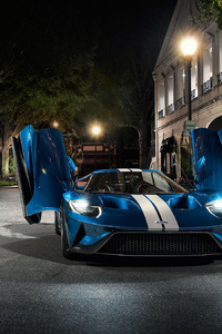 Ford Gt 2019 Front