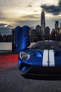 1440x2960 Ford Gt 2020 Car