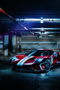 640x960 Ford Gt 4k 2020