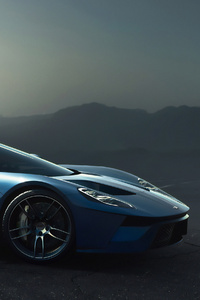 640x1136 Ford Gt 4k New