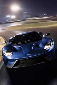 800x1280 Ford Gt 5k