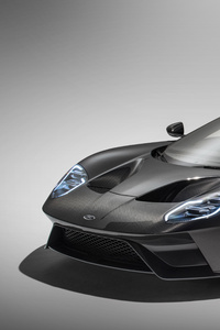 1242x2688 Ford Gt Carbon 8k