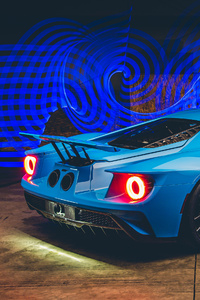 240x320 Ford GT H040